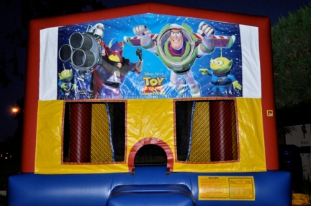 Toy Story Bounce House Jumper Combo 3n1 Rental