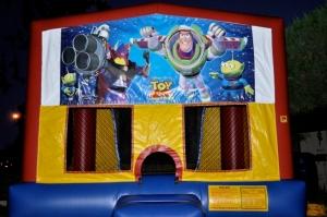 Toy Story Moonwalker Bounce House in San Diego